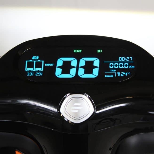 Orcal E2R scooter electrique sécurité léger bon frein