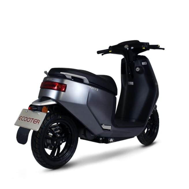 Orcal E2R scooter electrique écologique peugeot