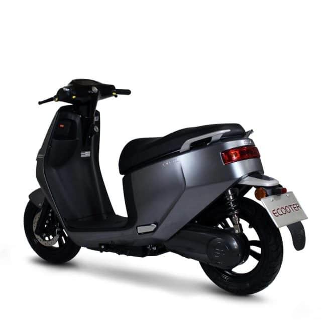 Orcal E2R scooter electrique frein à disque silencieux