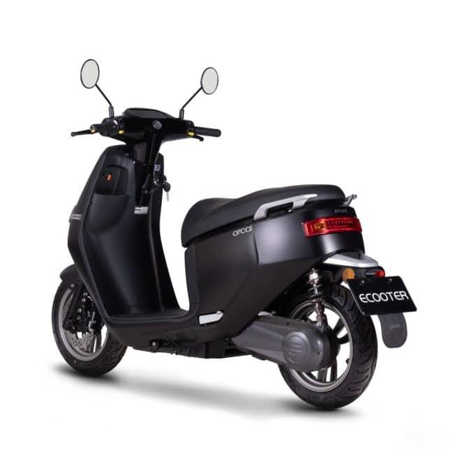 Orcal E2 scooter electrique silencieux