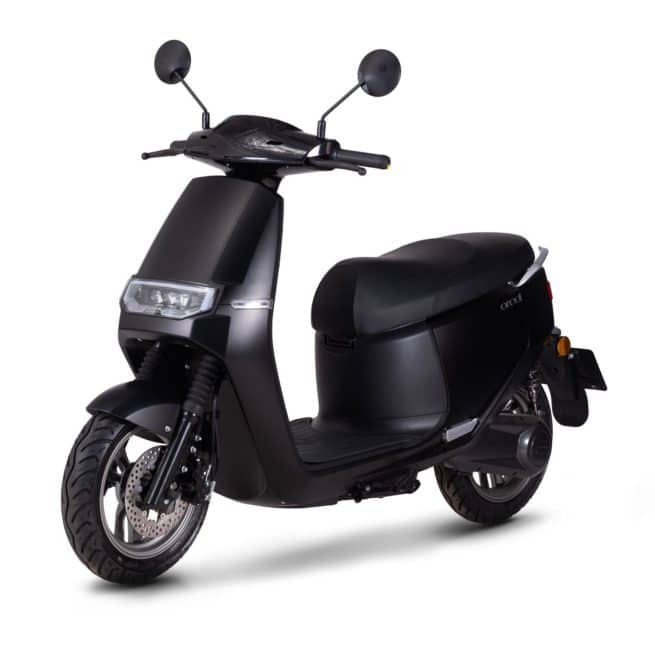 Orcal E2 scooter electrique lycée travail emploi fac