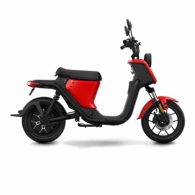 Tablier de protection Tucano R013X scooter électrique niu uqi pro