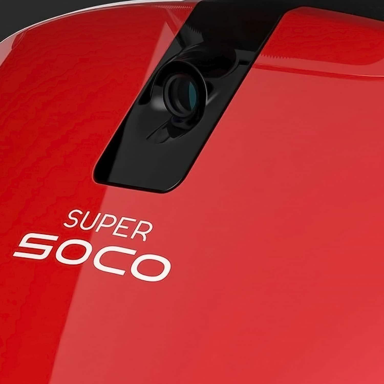 Caméra embarquée Super Soco CU-X