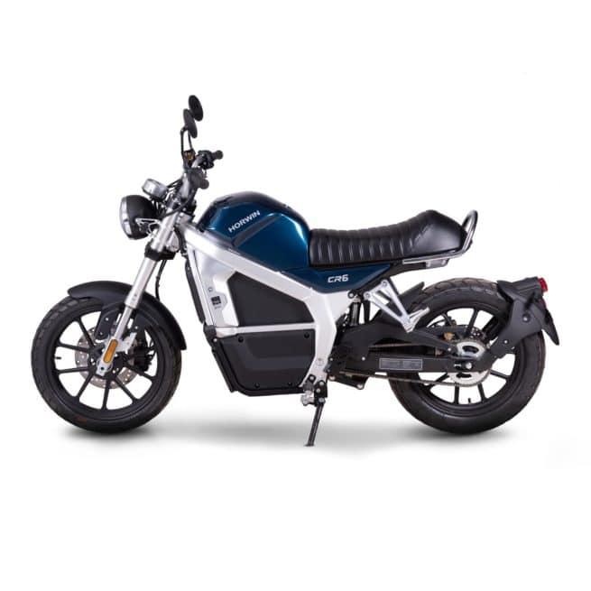 Horwin CR6 moto electrique frein à disque