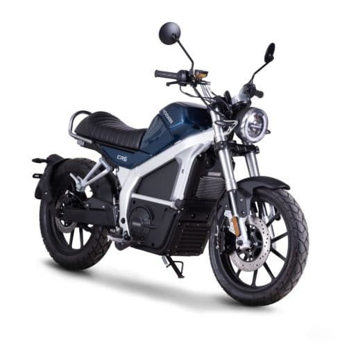 Horwin CR6 moto electrique top case