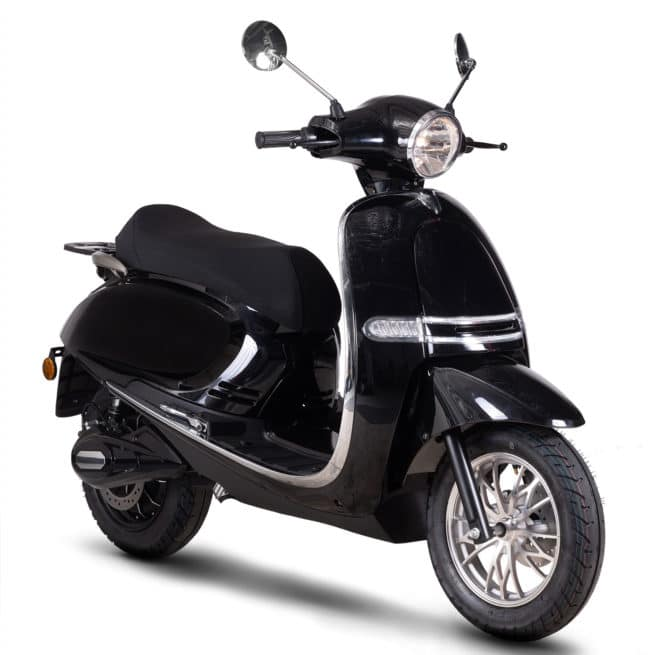 scooter électrique rider 5000W confortable