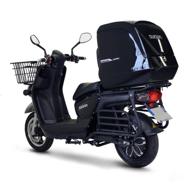 Sunra Cagoo scooter électrique dépanneur dépannage