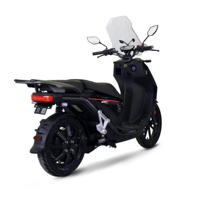 Super Soco CPX scooter electrique paris lille nantes lyon marseille rennes bordeaux cannes pau