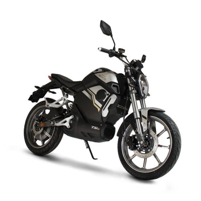 moto electrique supermotard roadster bonne accélération gros moteur puissant derbi gilera aprilia