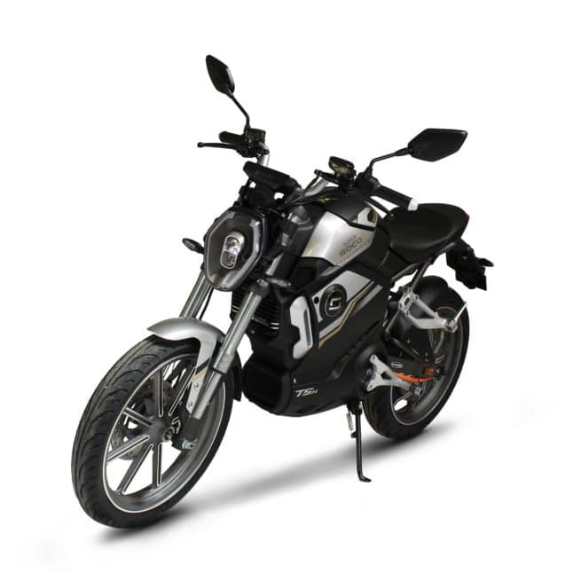 super soco tsx moto electrique roadster 50cm3 14 ans permis AM accessible