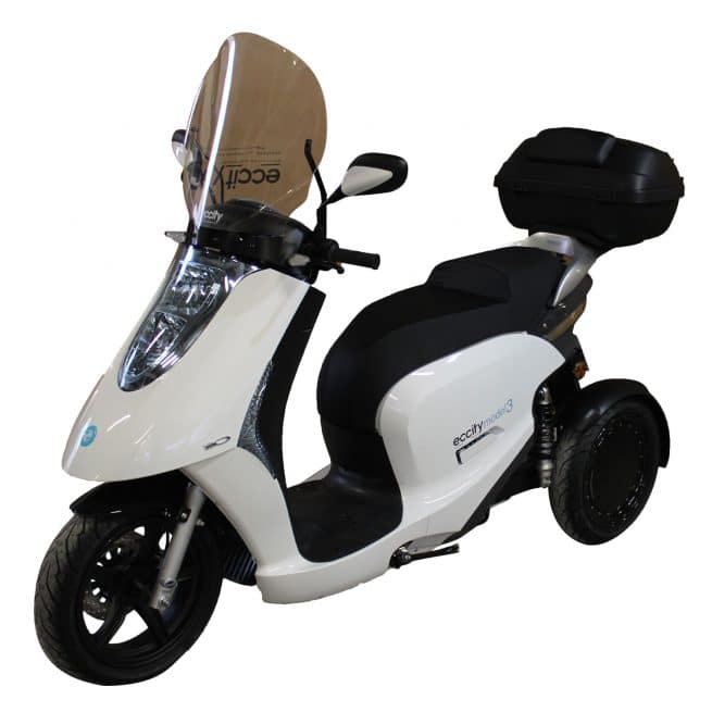 scooter electrique 3 roues