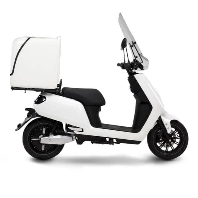 lvneng s5 livraison scooter électrique 50