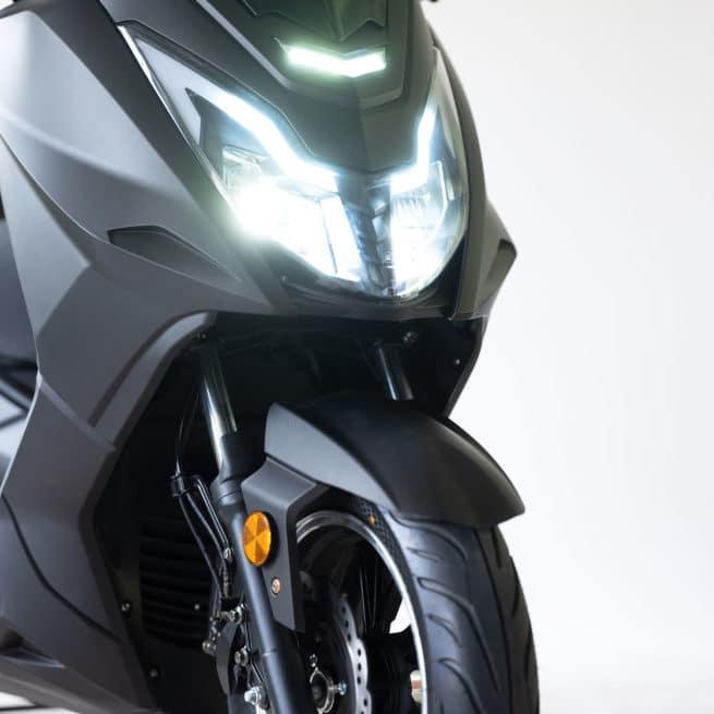 scooter électrique rider ng grand tourisme