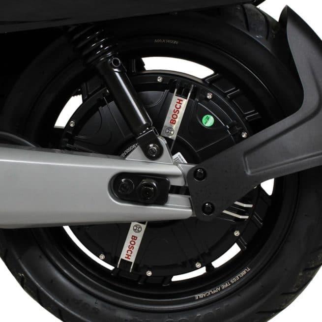Niu NQi GTS Sport scooter electrique bonne accélération gros moteur puissant