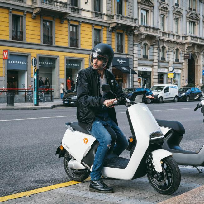 yadea g5 pro scooter électrique puissant