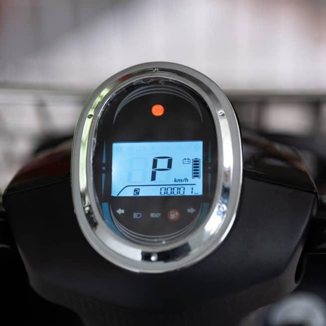 scooter électrique coursier rider pro cargo autonomie