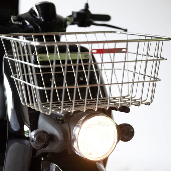 scooter électrique de livraison rider pro cargo pratique