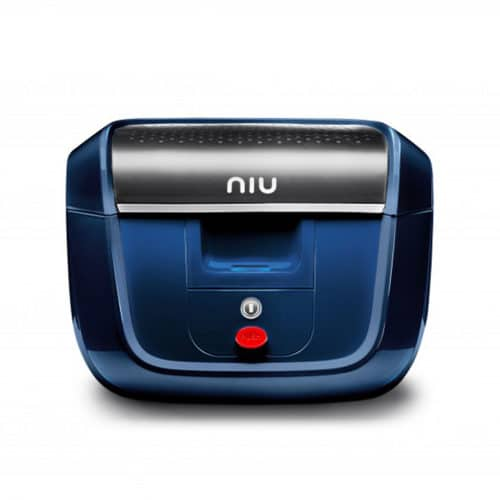 top case niu grand format bleu