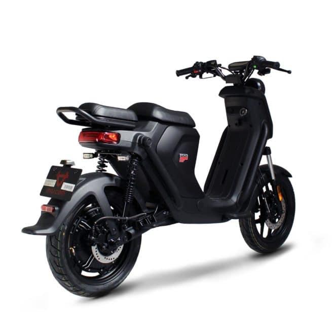 niu uqi gt pro scooter electrique batterie sans effort lithium ion pratique