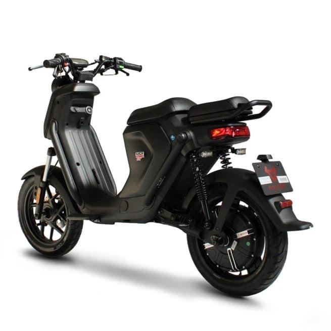 niu uqi gt pro scooter electrique économique crit air 0 zéro