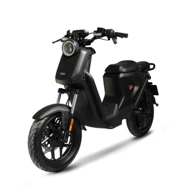 niu uqi gt pro scooter electrique frein à disque