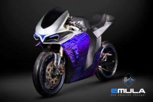 emula 2electron moto électrique hypersport