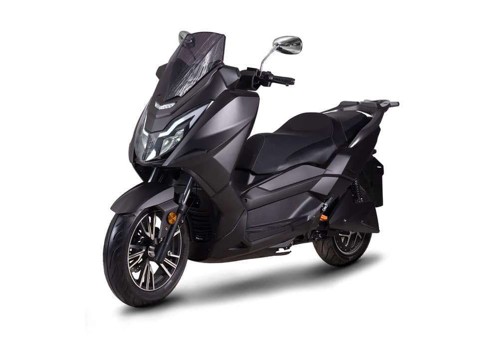 retrofit scooter électrique
