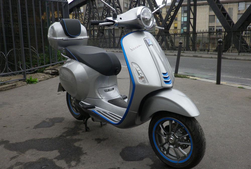 scooter electrique occasion prix réduit