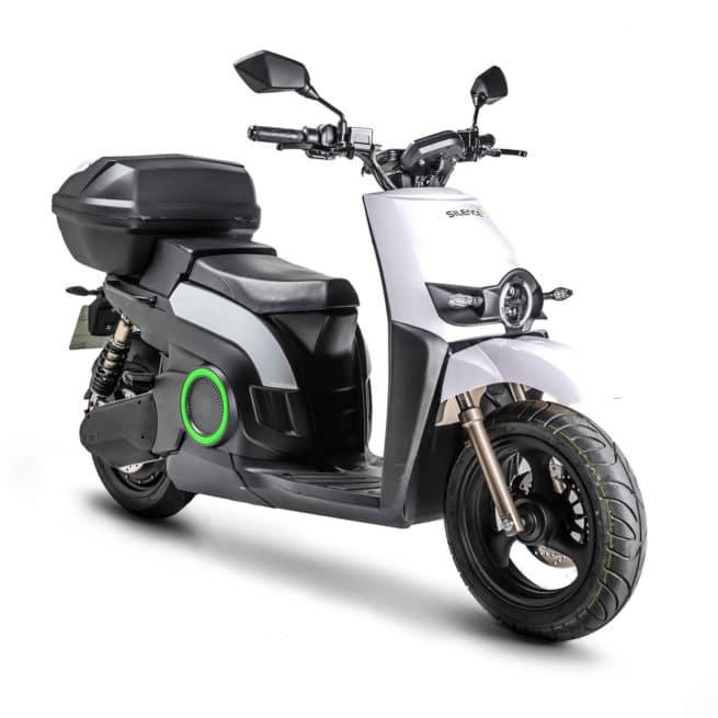 silence s02 LS low speed scooter électrique sans permis