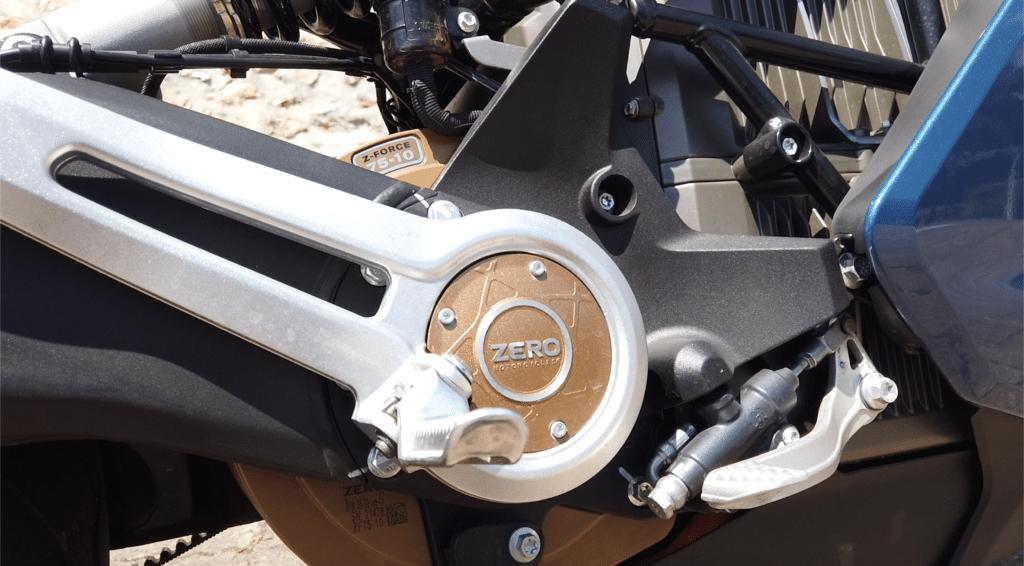 moteur de la Zero SR/S