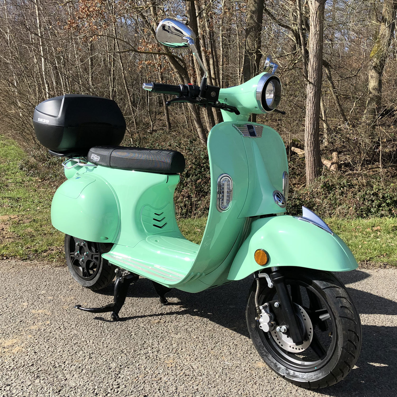 scooter électrique occasion pink style