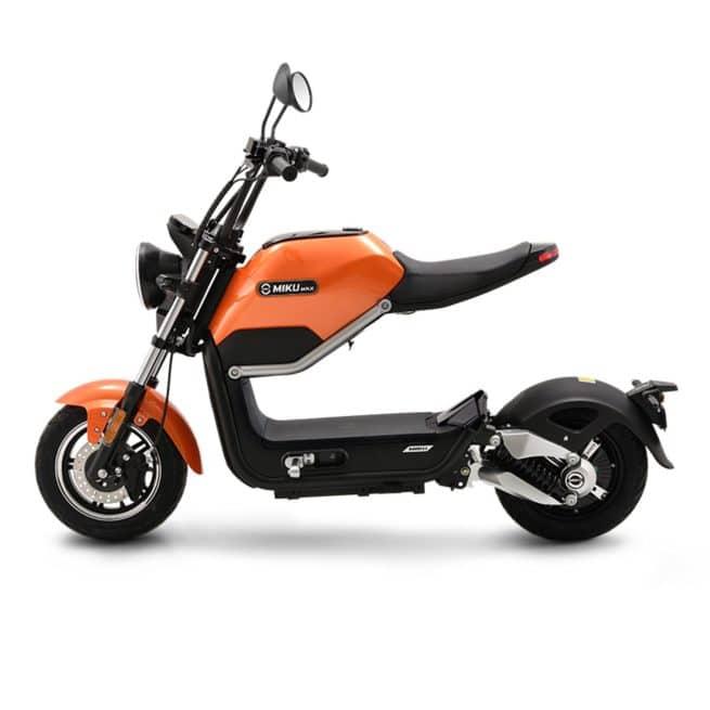 Sunra Miku Max scooter electrique frein à disque