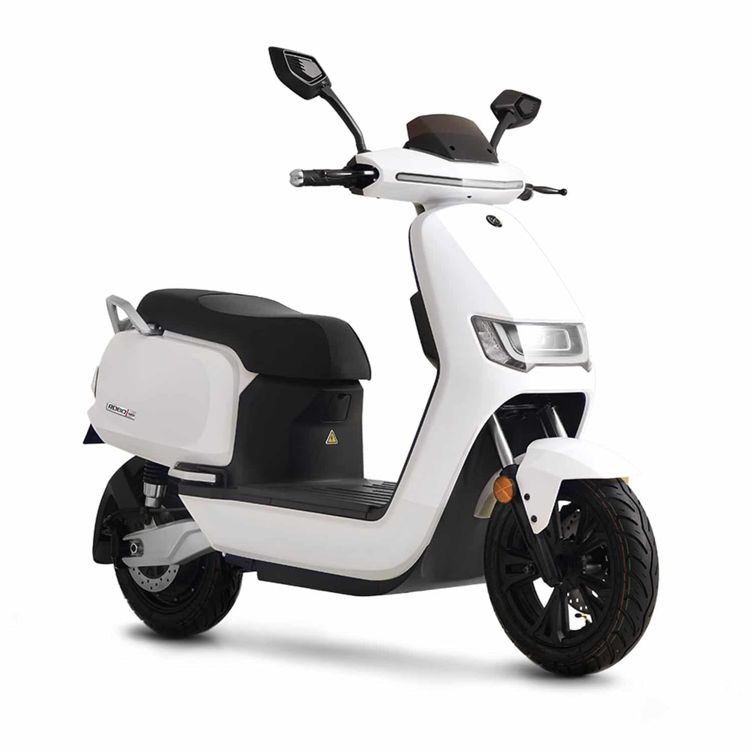 Sunra Robo scooter electrique batterie sans effort lithium ion pratique