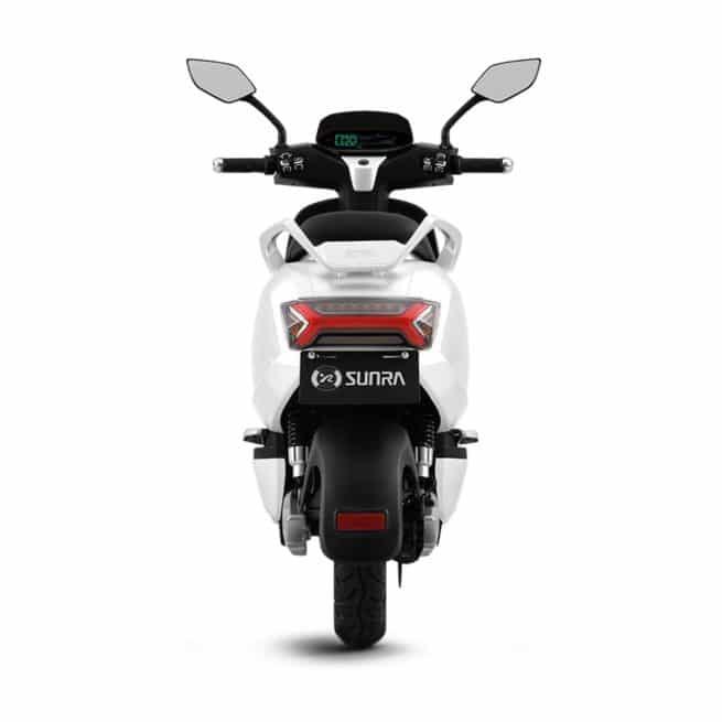 Sunra Robo scooter electrique écologique