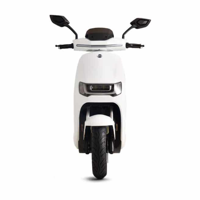 Sunra Robo scooter electrique 125cc 125cm3 16 ans permis A1 accessible