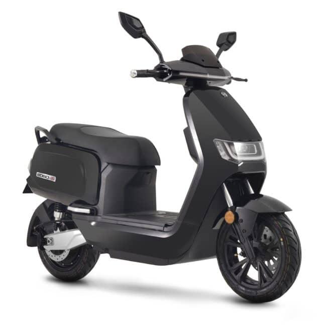 Sunra Robo scooter electrique économique crit air 0 zéro