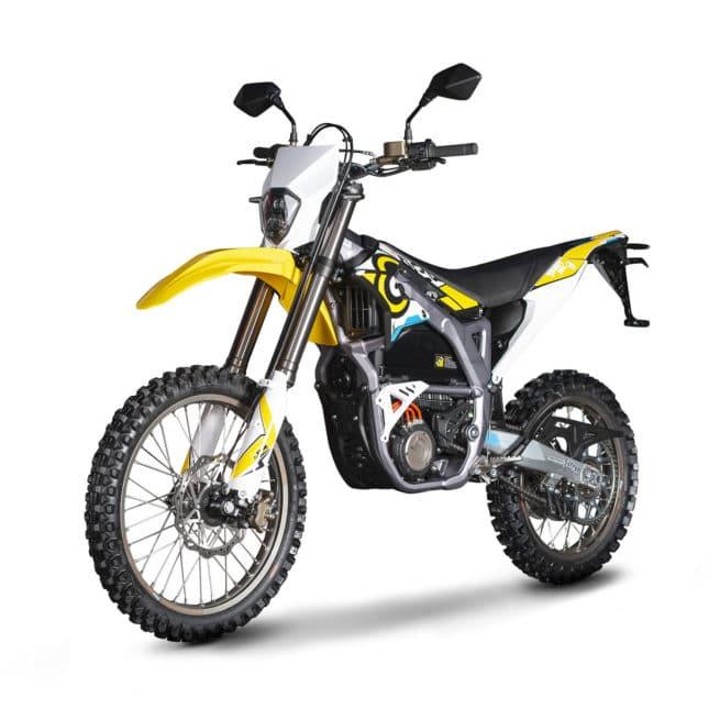 Sur-Ron Storm Bee enduro homologuée motocross électrique
