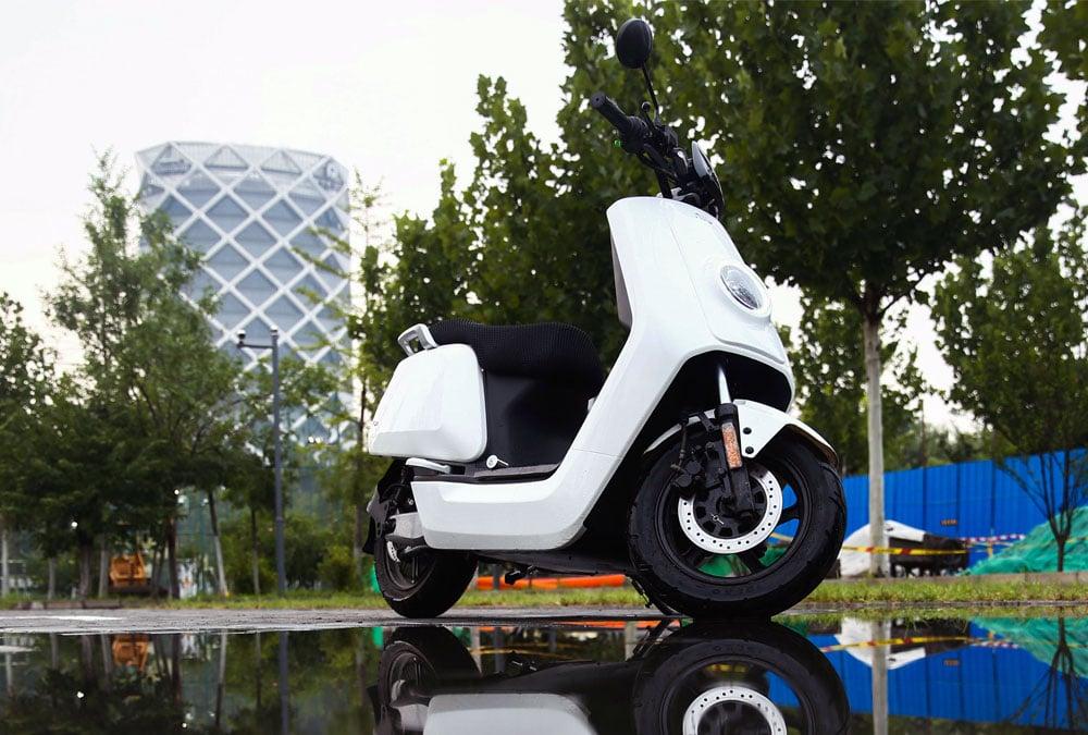 antivol scooter électrique Niu
