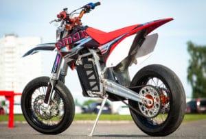 emax dwx 25 motocross supermotard électrique