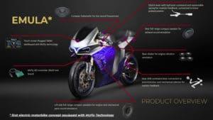 2electron emula moto électrique hypersport