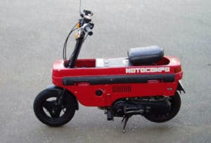 honda motocompo electrique motocompacto