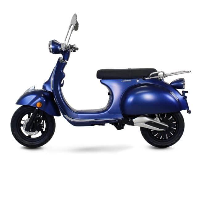 Pink Mobility Pink Style Plus scooter electrique bonne accélération gros moteur puissant