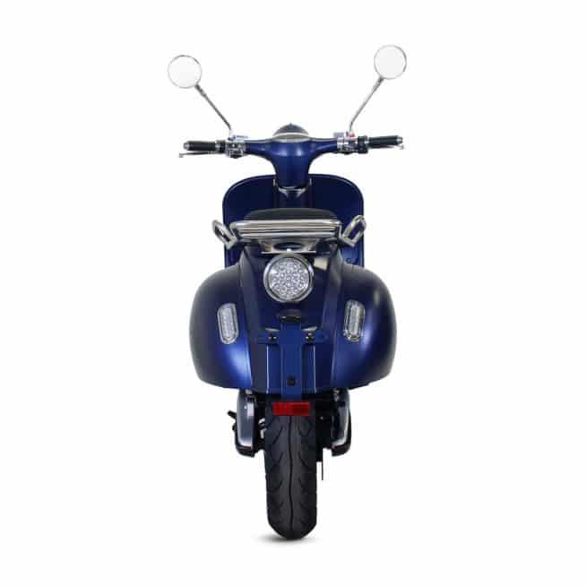 Pink Mobility Pink Style Plus scooter electrique économique crit air 0 zéro italien