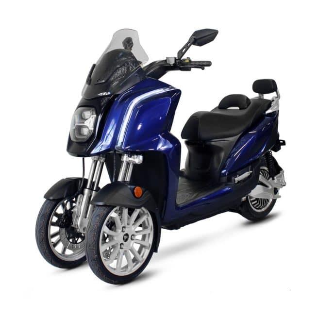 Rider 3R 3RS 3 roues scooter électrique trois roues économique