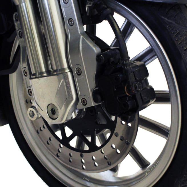 Rider 3R 3RS 3 roues scooter électrique trois roues petit grand pieds au sol