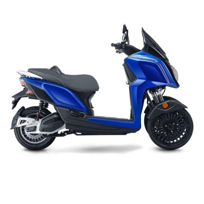 rider 3R 3RS scooter electrique économique crit air 0 zéro peugeot metropolis