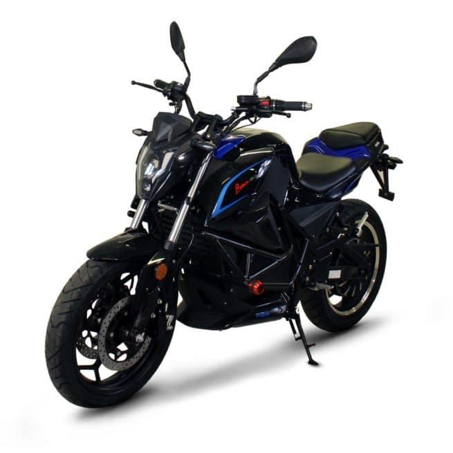 ebroh bravo gle moto electrique roadster frein à disque