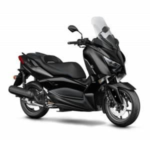 yamaha xmax 125 scooter électrique