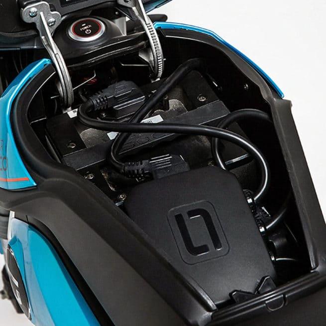 câble y adaptateur super soco deux batteries