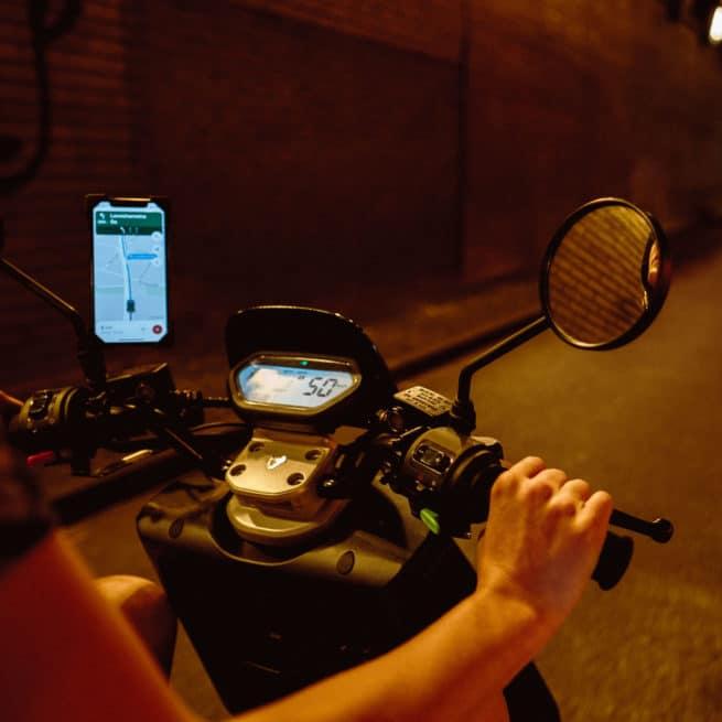 niu nqi lite scooter électrique biplace deux places